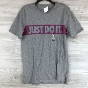 Nike Just Do It Stripe Tee